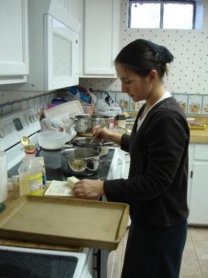 baking lin