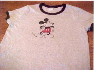 W- MM shirt